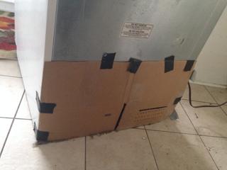 Shoddy Cardboard Repair