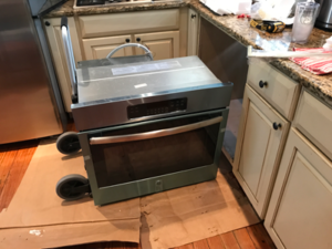 Emergency Saturday Oven Replacement In Charleston, SC