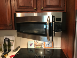 GE Microwave Not Working In Mount Pleasant