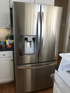 LG Refrigerator Repair in Mt Pleasant