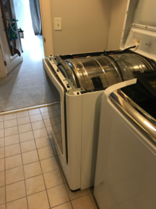 Mt Pleasant Samsung Dryer Repair